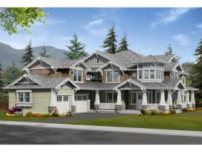 Style Home Plans by Canterbury Farms Craftsman Home Plan 071s 0023 House