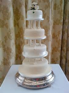 Tiered Wedding Cakes Wedding Cake Delivery To Ballygally Castle 171 Jenny S Cake Blog Wedding Cakes And Birthday Cakes