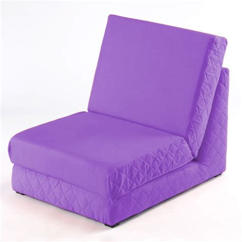 z bed purple folding z bed single chair bed 2 seat sofa fold out