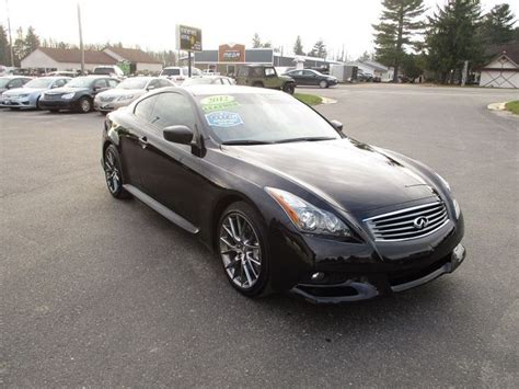 2012 Infiniti G37 For Sale By Owner In North Branch Mi 48461