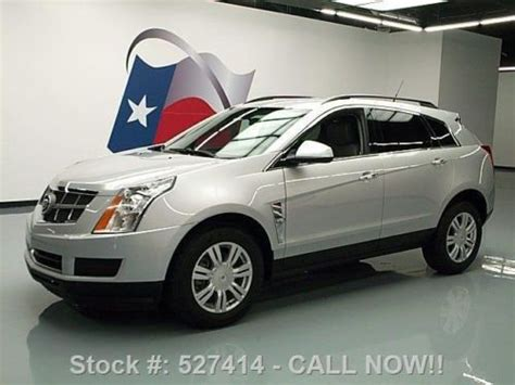 Cadillac Ctr by Find Used 2011 Cadillac Srx Leather Cruise Ctrl Alloy