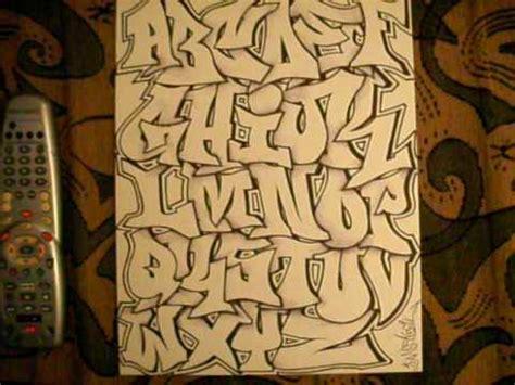 graffiti alphabet rico wlight shade youtube