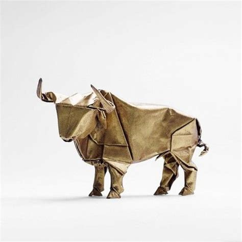 Bull Origami - 17 best images about o r i g a m i on origami