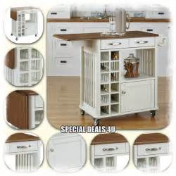 Kitchen Island Table With Storage kitchen island cart portable rolling table utility storage