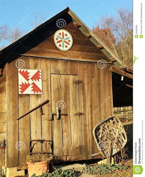 Time Shed by Wooden Tool Shed Carolina Stock Photo Image 53405948