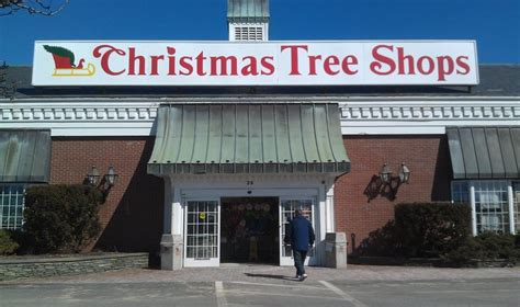 christmas tree shops hours near me locations