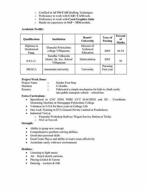sap mm materials management sample resume 306 years - Sap Mm Consultant Sample Resume