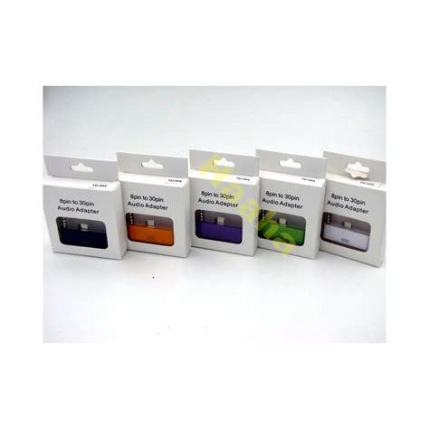 Adaptor Iphone 4 adapter audio iphone 4 do 5 haaha electronic market