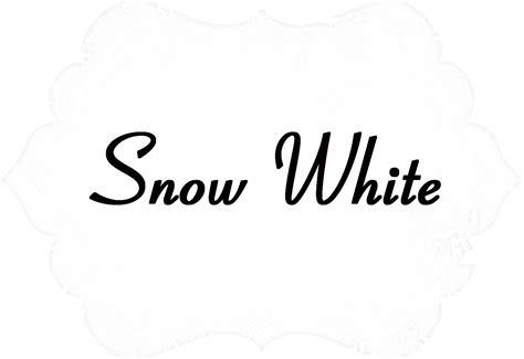 snow white shabby paints