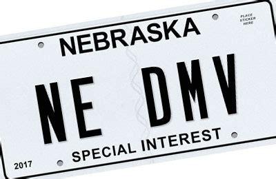 nebraska motor vehicle license plates nebraska department of motor vehicles