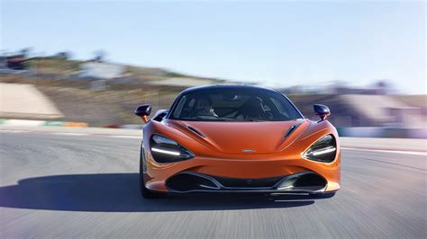 2018 McLaren 720S Wallpapers & HD Images   WSupercars