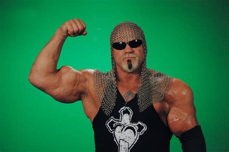scott steiner banned from wwe hall of fame for allegedly
