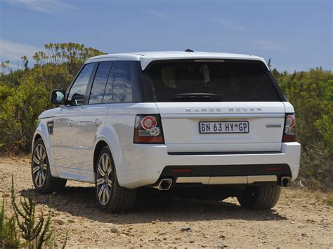 land rover sport 2012 land rover range rover sport autobiography australian
