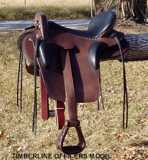 Most Comfortable Trail Saddle by Endurance Timberline Saddles