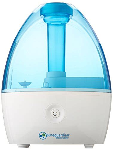Small Desk Humidifier Pureguardian 3 5l Output Per Day Ultrasonic Cool Mist Humidifier Personal Small Room Travel