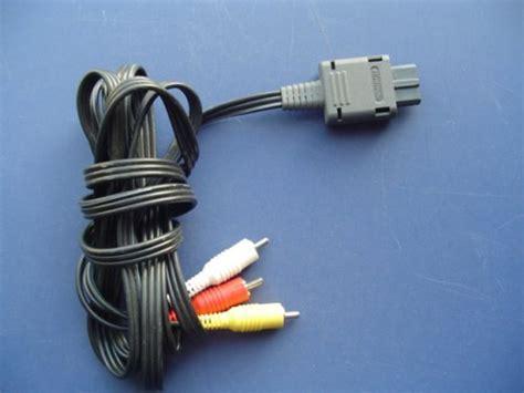 Kabel Av Multi Out Ps2 nintendo auf flachbildschirmfernseher samsung spielen