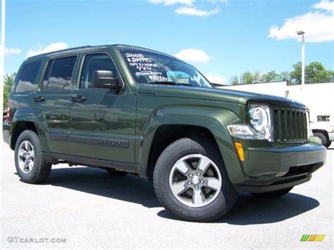 2008 Jeep Liberty Green 2008 Jeep Green Metallic Jeep Liberty Sport 4x4 32098309