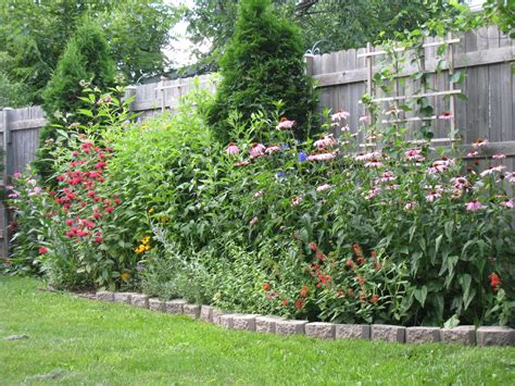 Fence Landscaping Ideas Kingdom In Miniature By Deb Jess The Debutante