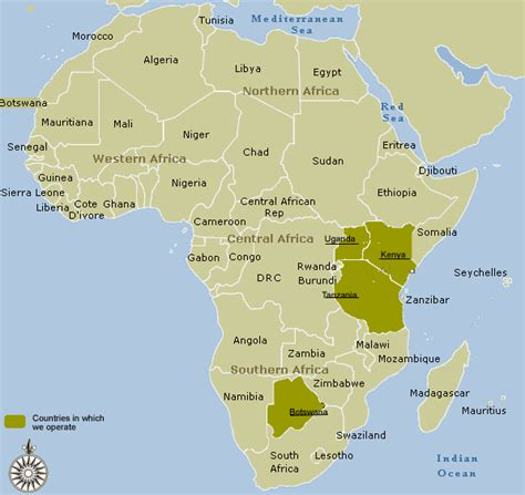 maps 4 africa cleansource energy partners