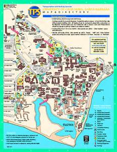 santa barbara on map of california santa barbara tourist attractions map pictures to pin on