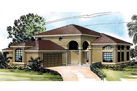 southwest home designs southwest house plans southaven 11 038 associated designs