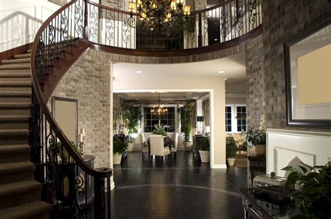 circular entryway 45 custom luxury foyer interior designs