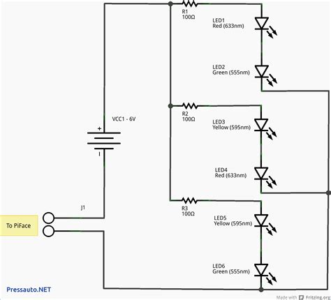 series circuit diagram series light circuit led series light circuit circuit