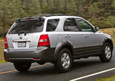 2009 Kia Sorento Reviews 2009 Kia Sorento Review Cargurus