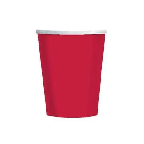 bicchieri carta bicchieri carta rosso