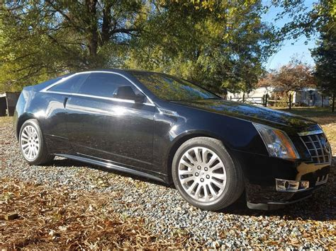 2012 cadillac cts coupe by owner in pleasant garden nc 27313