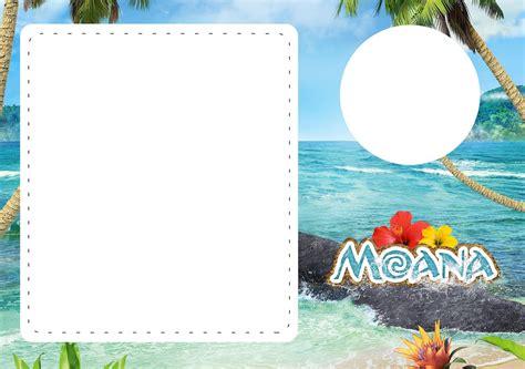 Invitation Card Moana moana free printable invitations oh my in