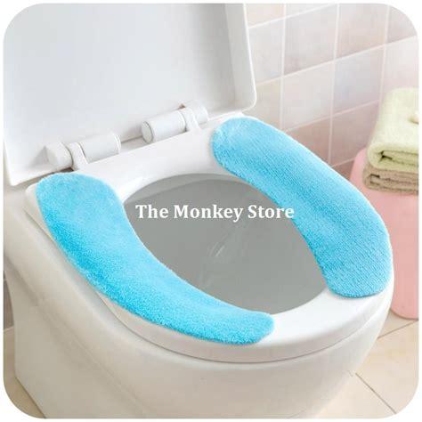 bathroom toilet seat covers soft comfortable artificial fiber washable bathroom toilet