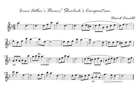 theme music sherlock sherlock theme violin sheet music sherlock bbc