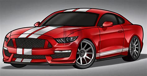 what is a shelby mustang how to draw a 2016 shelby mustang step by step drawing