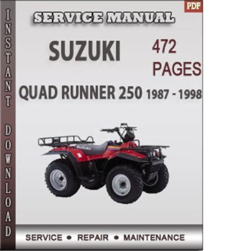 service manual free owners manual for a 1987 pontiac sunbird 1990 pontiac sunbird repair suzuki quad runner 250 1987 1998 factory service repair manual do