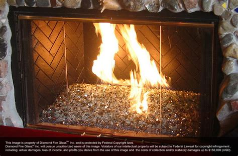 Glass Fireplace Rocks by Legacy Premixed Pit Glass 1 Lb Package
