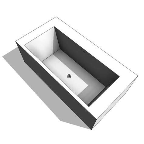 bathtub revit kitchen bath revit families modern revit furniture