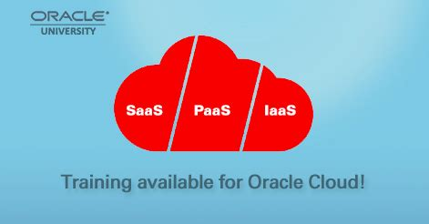 tutorial oracle cloud training available for oracle saas paas and iaas cloud