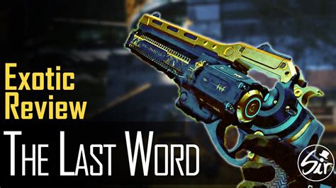 The Last Word the last word review fully upgraded year 1 version v1
