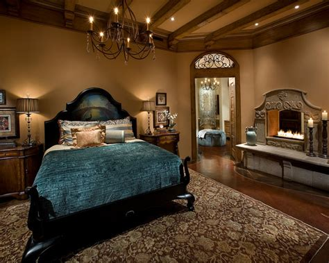 old world bedroom old world chandler traditional bedroom phoenix