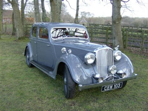 land rover 1940 1940 rover twelve sports saloon now sold vintage and