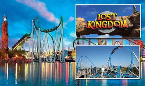 theme park holidays uk paultons park uk amusement park voted one of the best in