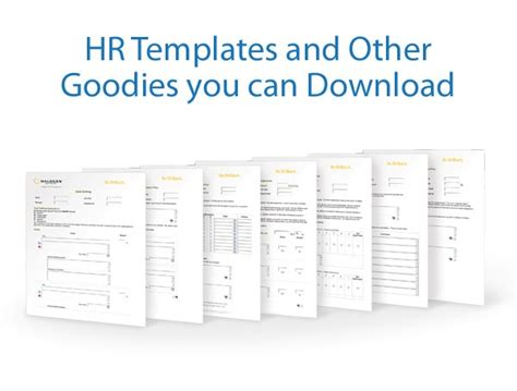 free human resources forms and templates gearing up for your next employee review cycle here s a