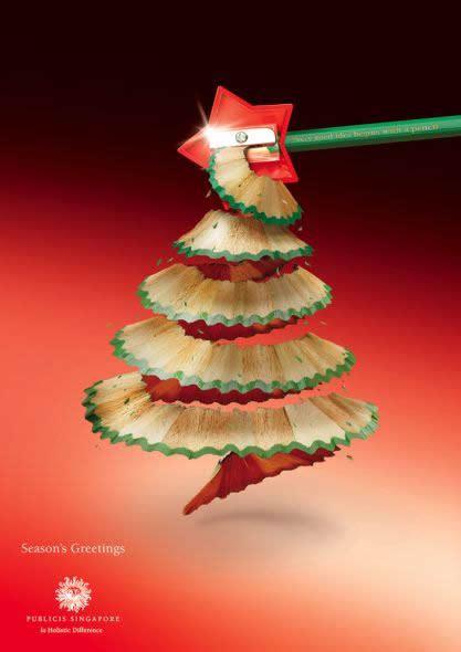 creative christmas ads collection   inspiration