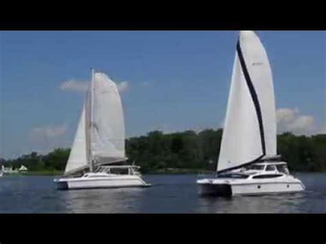 gemini catamaran video gemini catamarans youtube