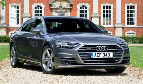 the new audi a8 2018 2018 audi a8 uk spec priced from 163 69 100