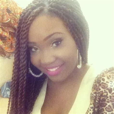 big twists with weavehow to big senegalese twists hair weave pinterest