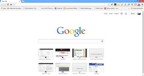chrome new tab how to use google chrome s classic new tab page liliputing