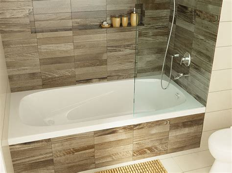 installing a drop in bathtub can a drop in tub be installed in an alcove