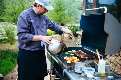 summer backyard grilling tips from chef adam price